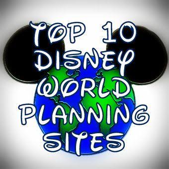 Adventures Of A New MilWife: Top Ten Disney World Planning Sites