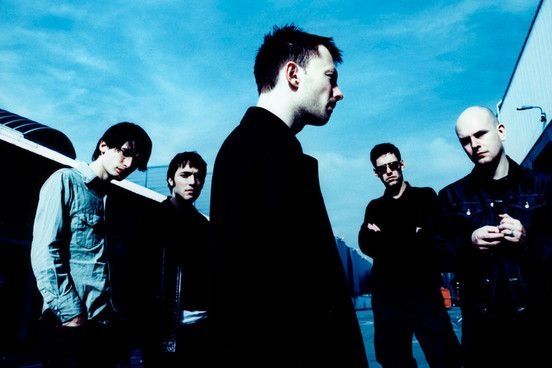 Image result for Radiohead OK Computer Years