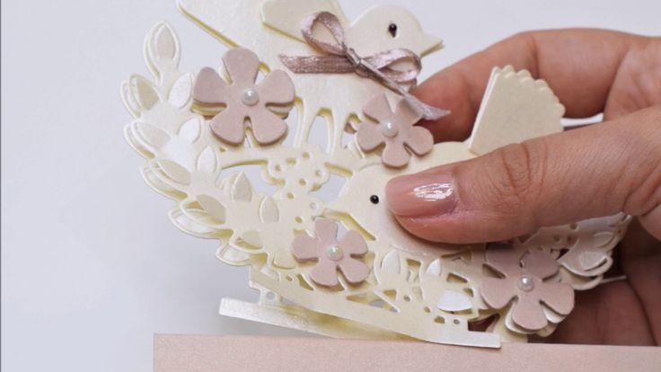 www.krokihobby.hu - Esküvői menükártyák