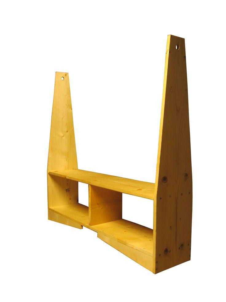 ecovastudesign / waldorf bench for kids