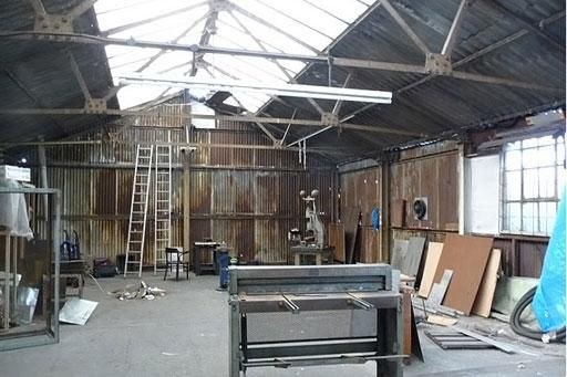 Southfields Factory, 201, Location list / Dixcotlocations.com - a location in itself and a location agency