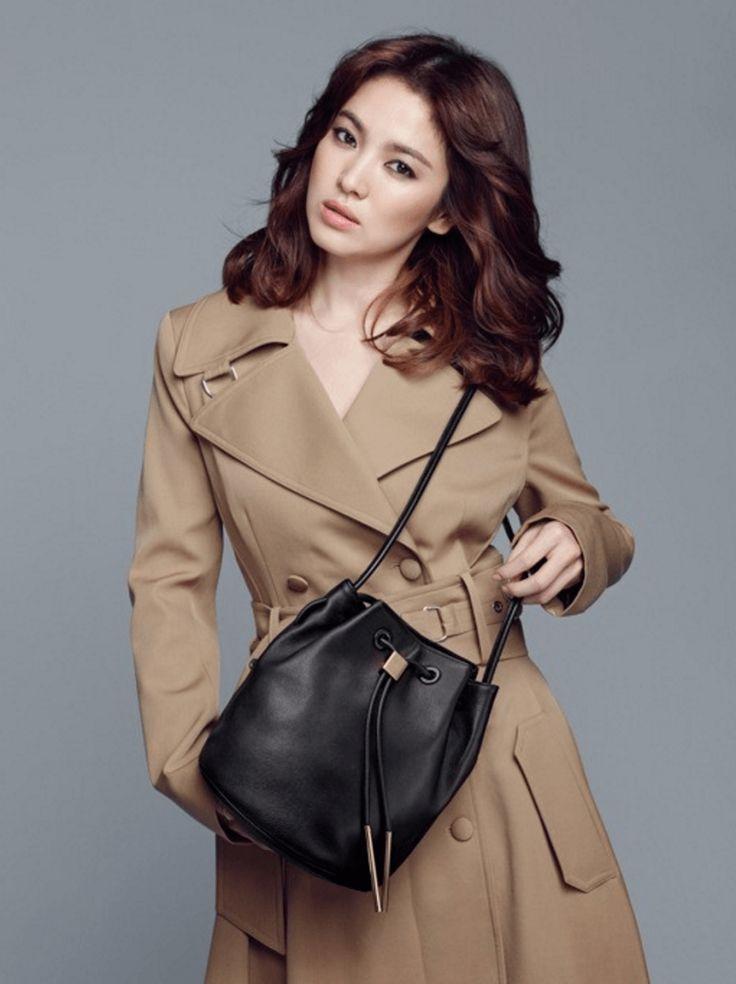 Song Hye-Kyo Bucket Bag Review : Descendants of the Sun Episode 15 Kang Mo Yeon bag