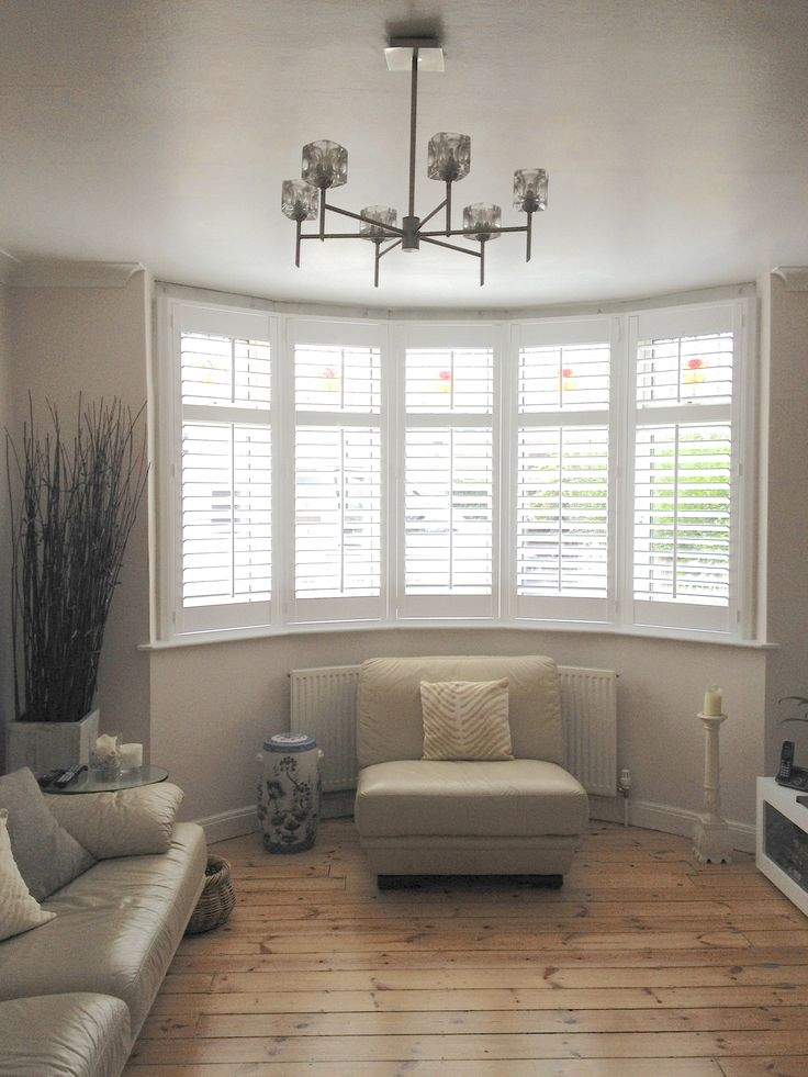 Wooden Shutters For Bay Windows U2013 How To Identify The Type Of Bay Window In  Your Home | Wooden Shutters, Window And Studio