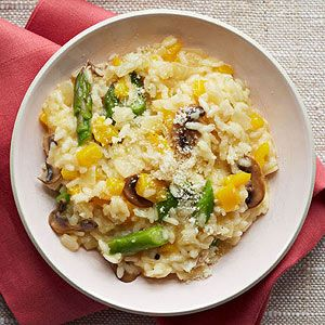 Vegetable Risotto