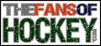 The Fans of Hockey Logo