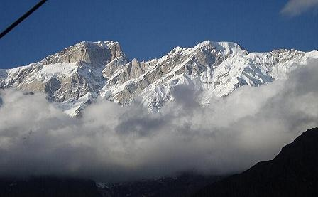 The Himalayan system, about 2,400 kilometers in length and varying in width from 240 to 330 kilometers, is made up of three parallel ranges–the Greater Himalayas, the Lesser Himalayas, and the Outer Himalayas–sometimes collectively called the Great Himalayan Range. This huge and mammoth land is the best place for adventure and learning about nature.