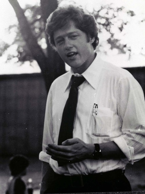 Young Bill Clinton 17 Best images about M...