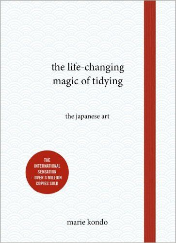 The Life-Changing Magic of Tidying: The Japanese Art: Amazon.co.uk: Marie Kondo: 9781785040443: Books