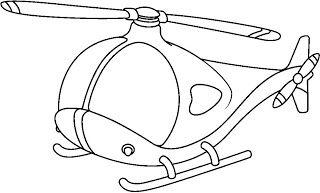 Un hélicoptère.