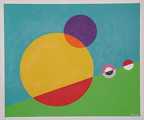 Bruce Gray - influenced by Kandinsky? | Art that inspires ...