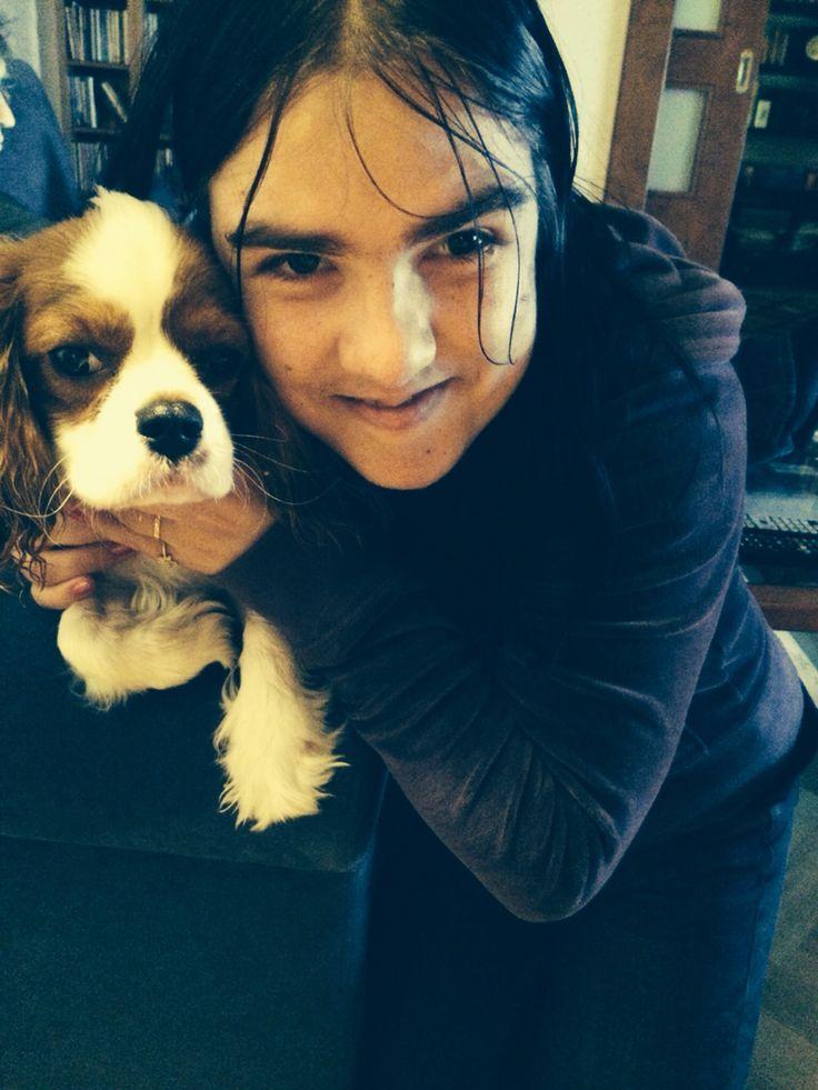 Já A Můj Pejsek Charlie 15.10.20142014Me And My Dog Charlie 15.10.2014