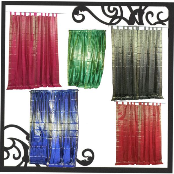 73 Best Images About India Curtains Panels On Pinterest