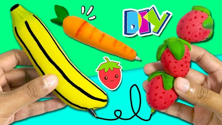 ¡¡3 BOLÍGRAFOS de VERANO!! * Personaliza tus ÚTILES ESCOLARES: Fresa,...