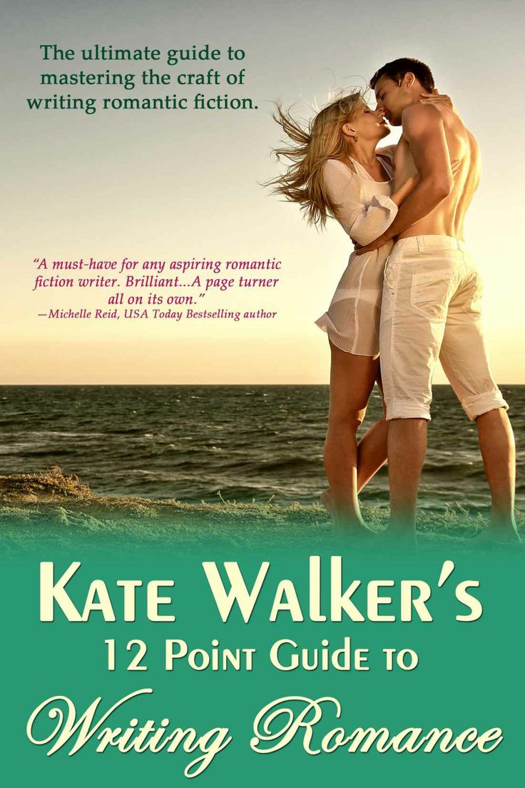 Amazon: Kate Walker's 12 Point Guide To Writing Romance Ebook: Kate Walker