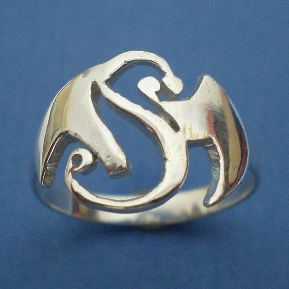 Strange Music Tech Nine N9ne Silver Ring  Easter by yhtanaff, $26.00  http://www.artfire.com/ext/shop/product_view/11351064