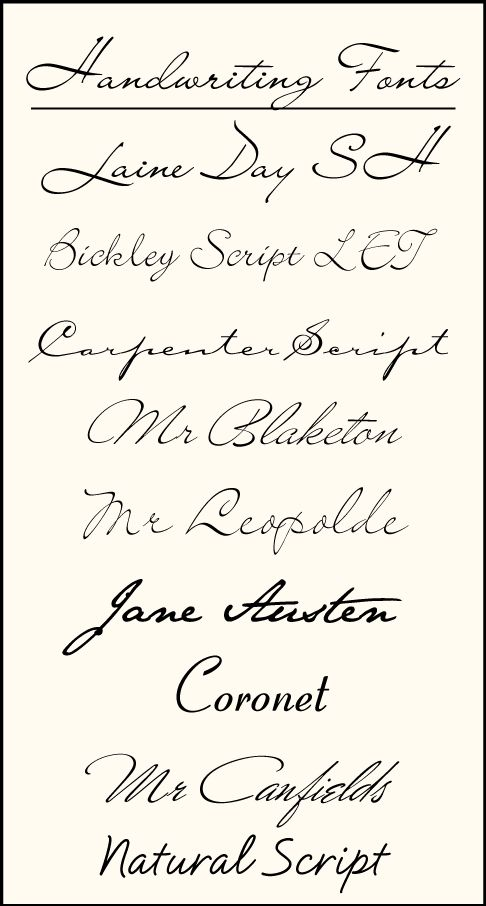 handwritingfonts.jpg 486×906 pixels