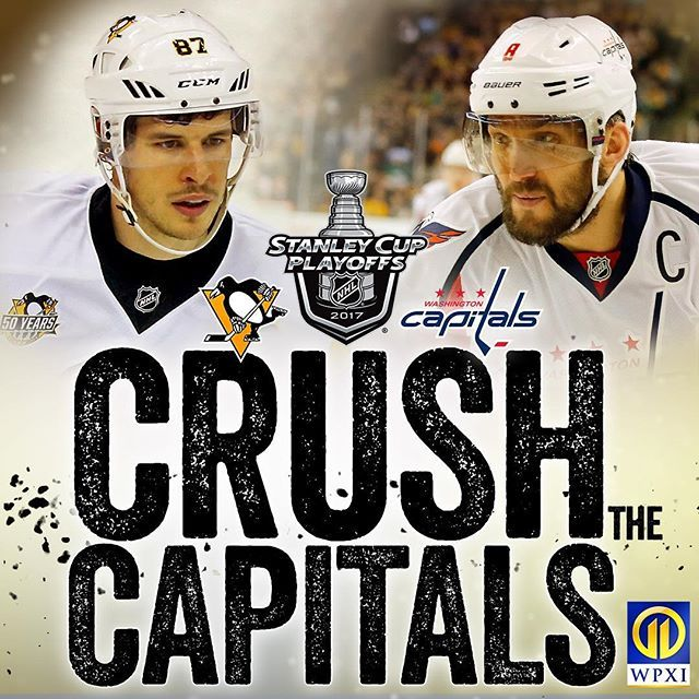 We will be cheering on the @penguins as round 2 begins tonight! #letsgopens #pittsburghpenguins #wpxi #nhlplayoffs #stanleycup