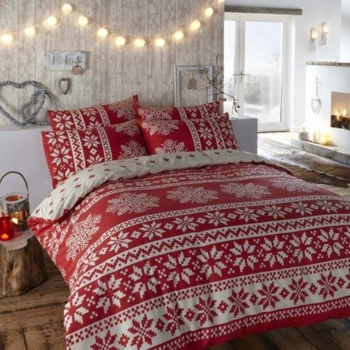 Unique Christmas Bedroom Decoration Ideas