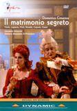Il Matrimonio Segreto [DVD] [Eng/Fre/Ger/Ita] [2008]