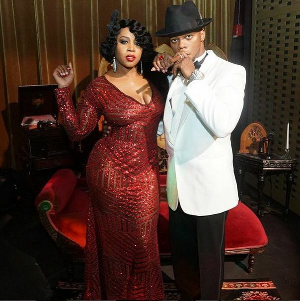 There's another couple who has jumped in the movie themed-party business — Remy Ma and Papoose. Description from xonecole.com. I searched for this on bing.com/images