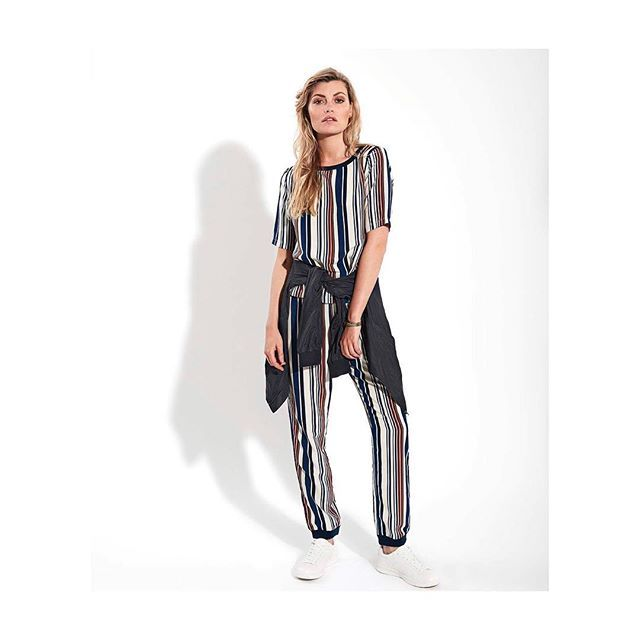 ||| Be cool ||| Wear stripes ||| This Felur twinset has just arrived 🆕🆒