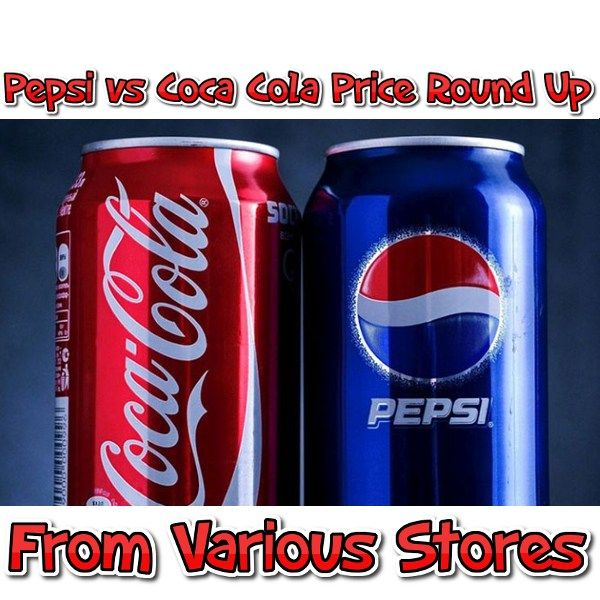Pepsi and Coke Products Price Roundup At Various Stores - http://couponsdowork.com/coupon-deals/pepsi-and-coke-products-price-roundup-at-various-stores/
