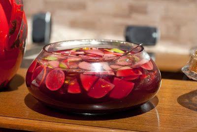 cookosh: Kırmızı Şarap Punch