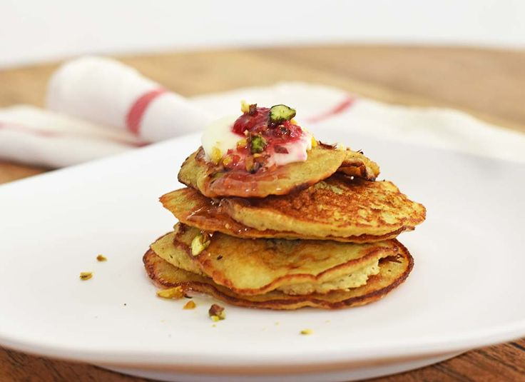 Make and share this 2 Ingredients (Eggs & Banana) Pancakes recipe from Genius Kitchen.