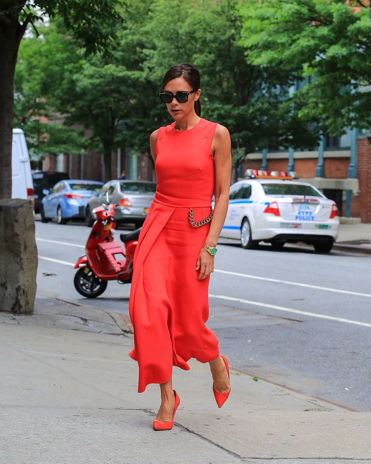 """18 Times Victoria Beckham Proved to Us That She's the Boss: Back when she preferred to go by """"Posh Spice,"""" we couldn't exactly fathom Victoria Beckham being named Management Today's Top UK Entrepreneur of 2014."""