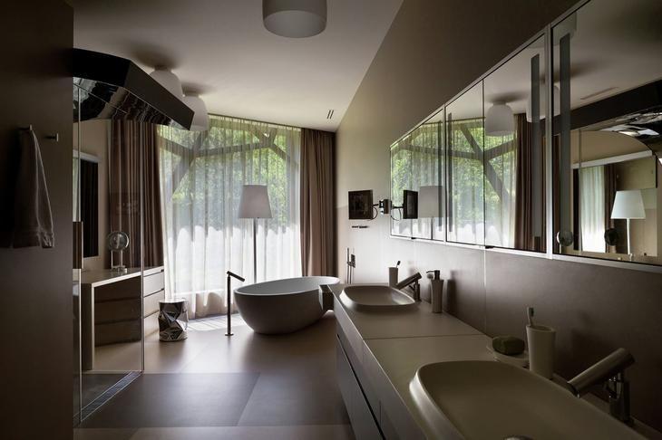 Семейная резиденция в Харькове от Sbm studio - Дизайн интерьеров | Идеи вашего дома | Lodgers
