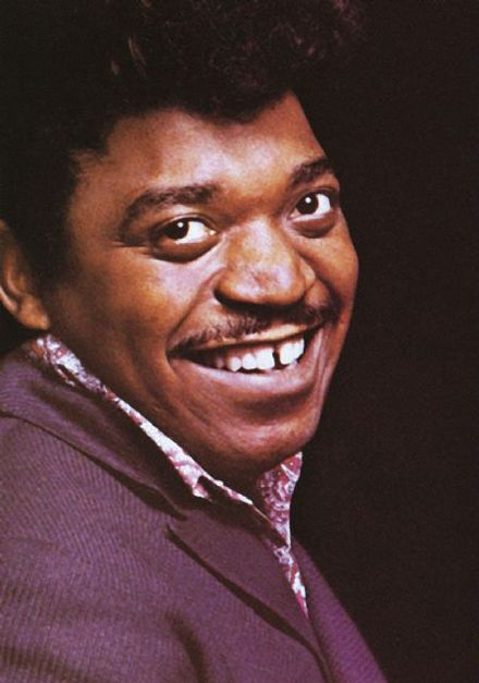 "Percy Sledge, American R&B singer (""When a Man Loves a Woman"")"