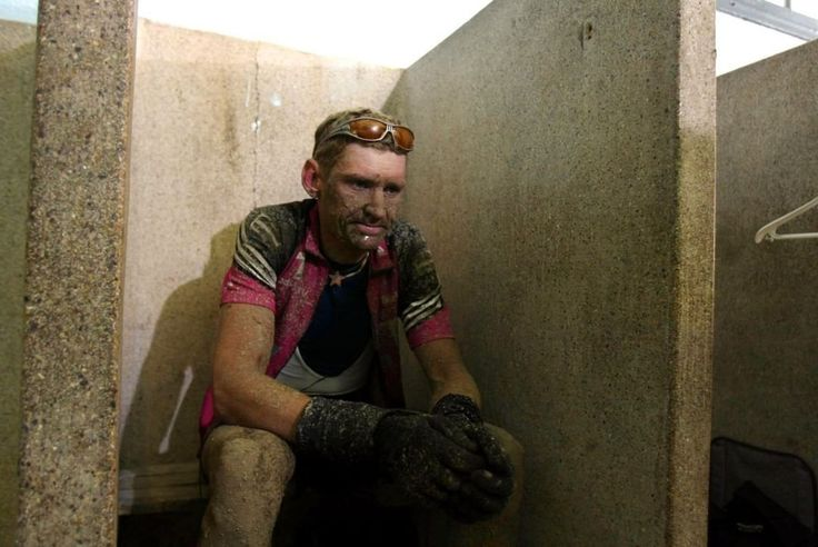 """Muddy hell... """"In the rain, an already famous race becomes even more famous."""" The story of the last wet Paris-Roubaix, in the words of…"""