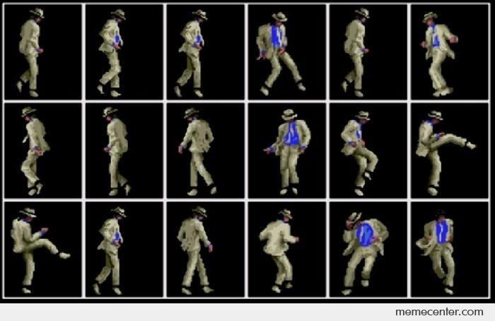 Moonwalk Dance | MJ moonwalk dance - Meme Center