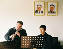 ORCHESTRAL MANOEUVRES IN THE NORTH: a documentary about playing music in North Korea, by Nils Clauss.