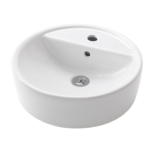 TÖRNVIKEN Countertop sink IKEA 10-year Limited Warranty. Read about the terms in the Limited Warranty brochure.