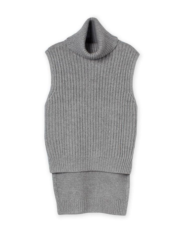 Roll Neck Knit