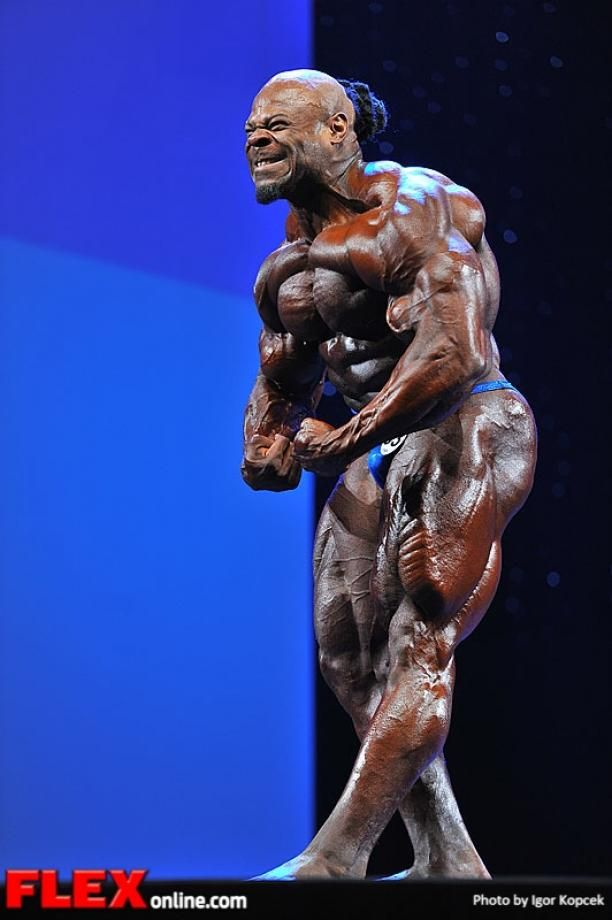 Kai Greene - Men's Bodybuilding - 2013 Arnold Classic Europe