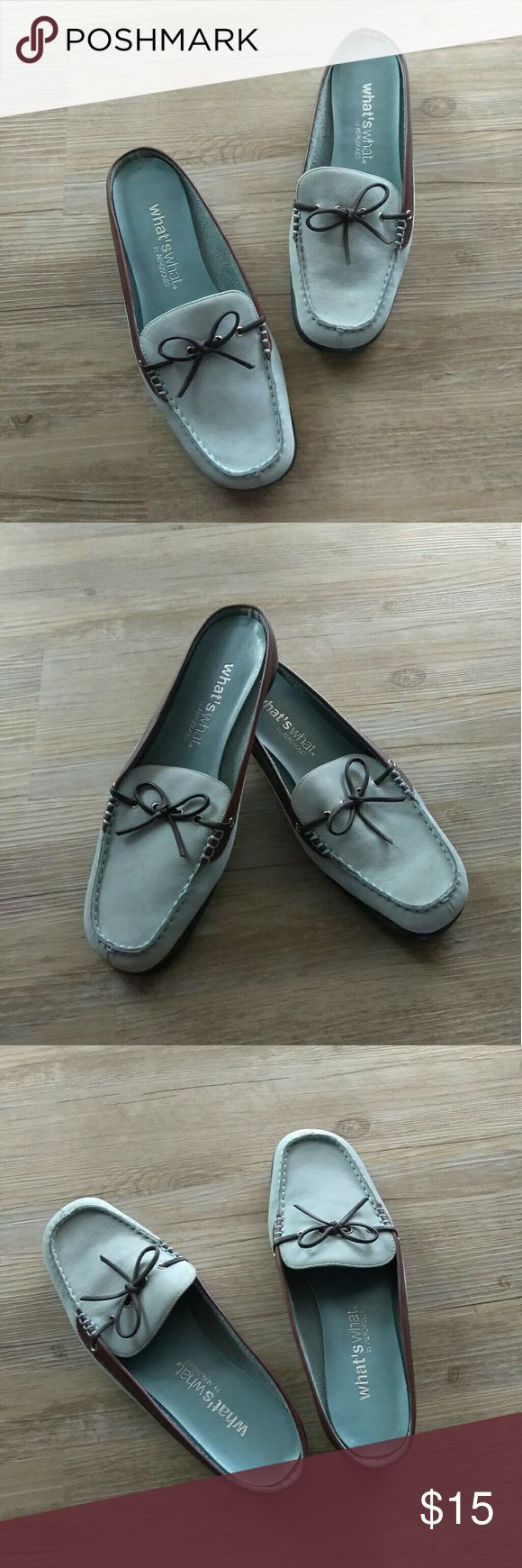 I just added this listing on Poshmark: Cute Blue Boat Shoes. #shopmycloset #poshmark #fashion #shopping #style #forsale #Say What? #Shoes