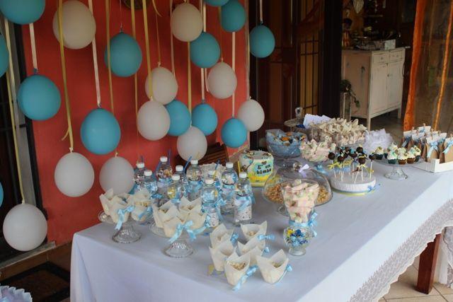#babyshower #allestimento #bimbo #baby #isievnti #azzurro www.isieventi.com