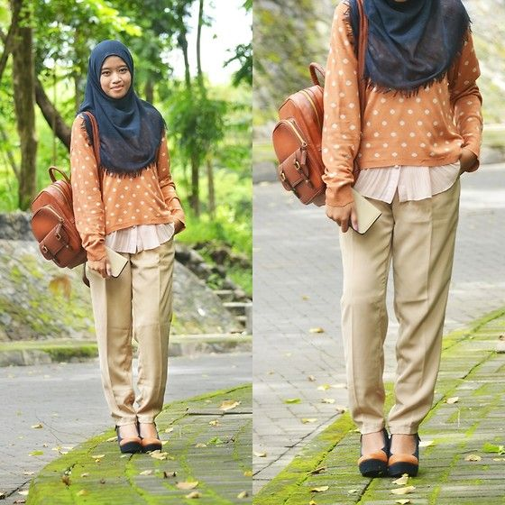 Hijab fashion Muslimah hijab inspiration