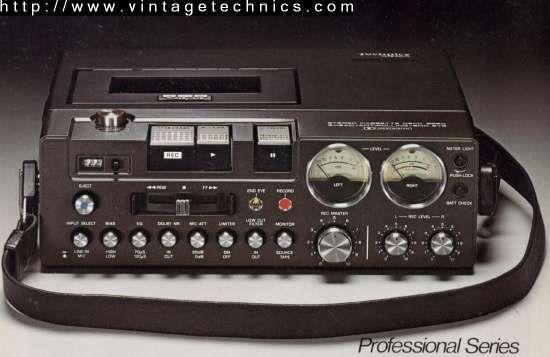 Technics RS-686 - www.remix-numerisation.fr - Rendez vos souvenirs durables ! - Sauvegarde - Transfert - Copie - Restauration de bande magnétique Audio - MiniDisc - Cassette Audio et Cassette VHS - VHSC - SVHSC - Video8 - Hi8 - Digital8 - MiniDv - Laserdisc