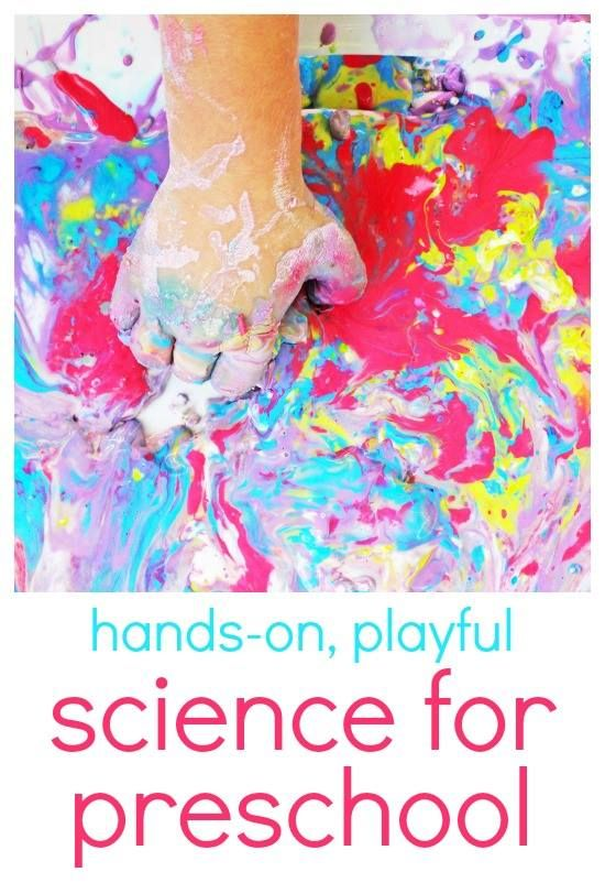 Preschool activities : art, play, sensory, science, math, language.. Resourceful ebook!