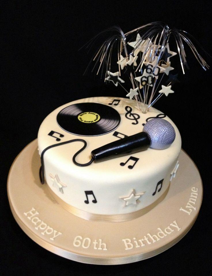 Karaoke Cake