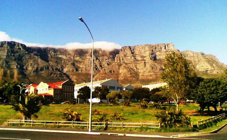 The beautiful Mother City