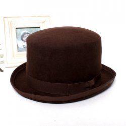 La fase di lana cappello a cilindro