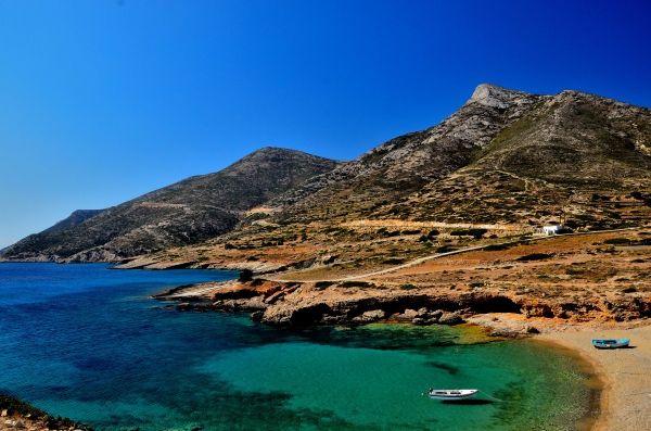 Kalotaritissa beach in Donoussa island Greeka.com