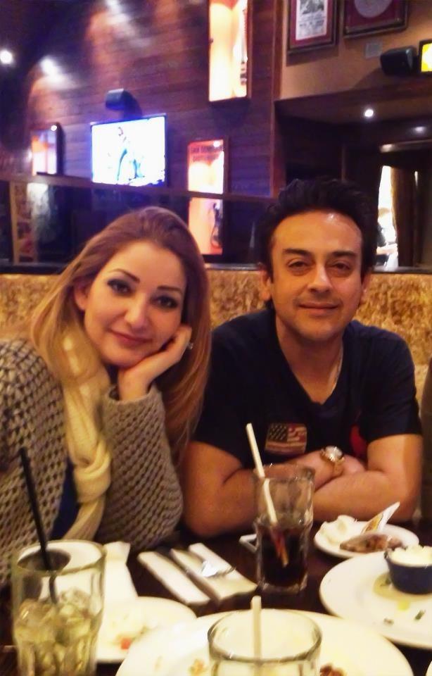 """Adnan Sami and """"Darling Roya"""""""