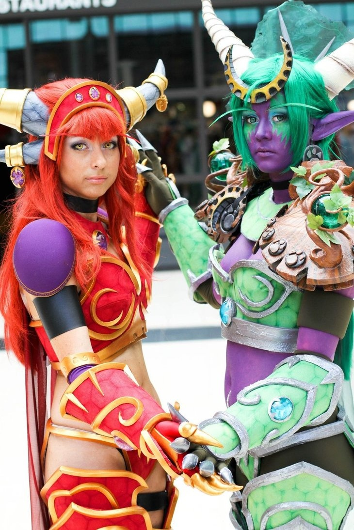 44 best World of warcraft women Cosplay images on Pinterest ...