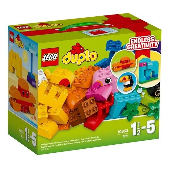 LEGO DUPLO Creative Builder Box BOUGHT BY AUNTIE TANIA & UNCLE TOMMY