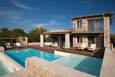 Luxury all around at Agrikies Villas